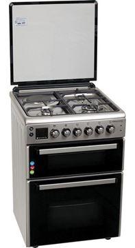 Imagen de Cocina Philco Cph 6413 Silver Doble Horno Megastore Virtual