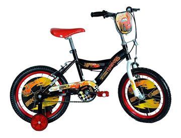 Imagen de Bicicleta Disney Cars R 16 Megastore Virtual