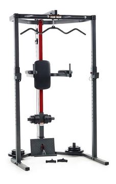 Imagen de Gimnasio Pro-form Power Rack Cage 4000 Megastore Virtual