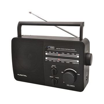 Imagen de Radios PUNKTAL PK 96 AC/DC AM/FM