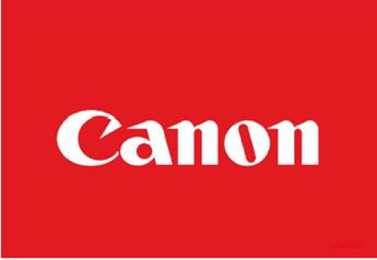 Logo de la marca Canon