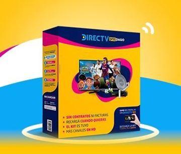 Imagen de Antena Direct Tv Kit Prepago
