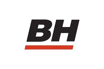 Logo de la marca BH