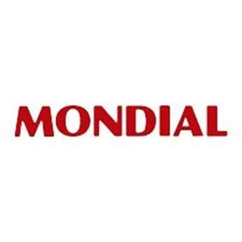 Logo de la marca Mondial