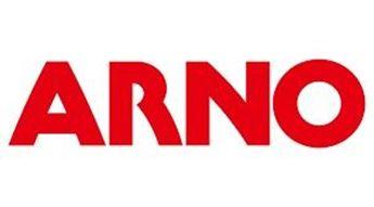 Logo de la marca Arno
