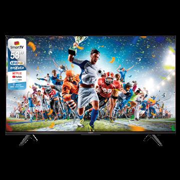 """Imagen de TV Led ENXUTA 58"""" Smart Ultra HD 4K"""