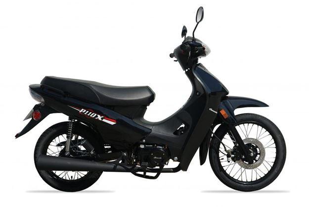 Imagen de Moto BACCIO P 110 X
