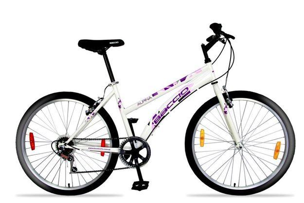 Imagen de Bicicleta Baccio Alpina Lady 26
