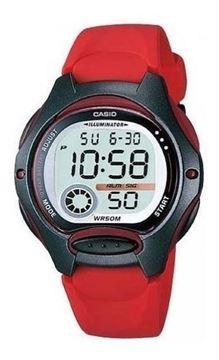 Imagen de Reloj Digital CASIO LW 200-4AVDF