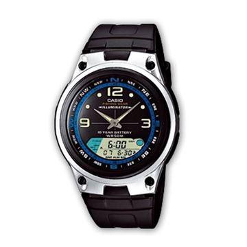 Imagen de Reloj Analogico CASIO AW 82 1AVDF