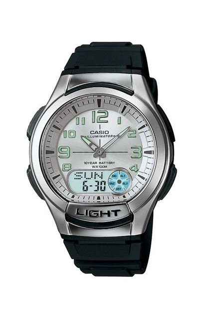 Imagen de Reloj Analogico CASIO AQ 180W 7BVDF