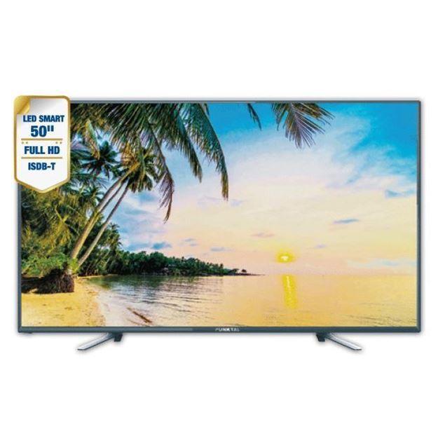 Imagen de TV LED PUNKTAL PK 50 TE SMART