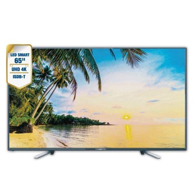 Imagen de TV LED PUNKTAL PK 65 TE SMART