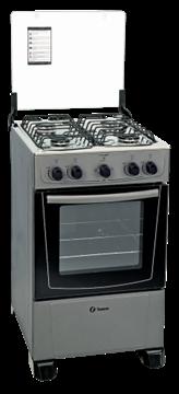 Imagen de Cocina THOMPSON CTH 1000 s/gas Titanium
